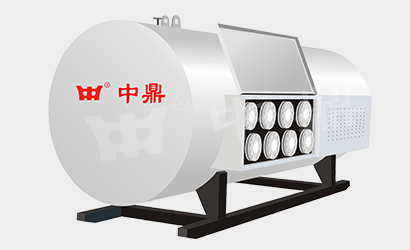 Horizontal Type Electric Steam Boiler