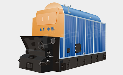 DZL Series Coal Fired Chain Grate Steam Boiler